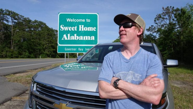 This week on Hector USA sees him visit the great state of Alabama