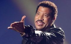 Lionel Richie announces Irish gig for 2020