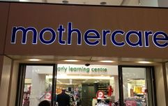 Mothercare Ireland will not be affected by Mothercare UK going into administration
