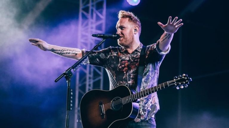 COMPETITION: Complete this survey to win four tickets to Gavin James