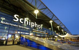 Security alert at Amsterdam airport after hijack alarm triggered by mistake