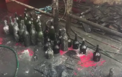 900 bottles of alcohol found at sea from WWI shipwreck
