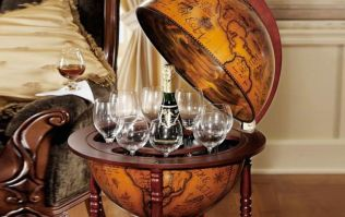 COMPETITION: Win this awesome bar globe worth nearly €300