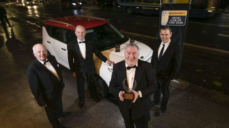 Kia e-Soul named Irish Car of the Year 2020