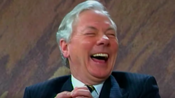 Late Late Show's tribute to Gay Byrne was absolutely beautiful and left the country in tears
