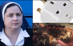 Derry Girls star Siobhán McSweeney issues safety warning after a very serious fire destroys her flat