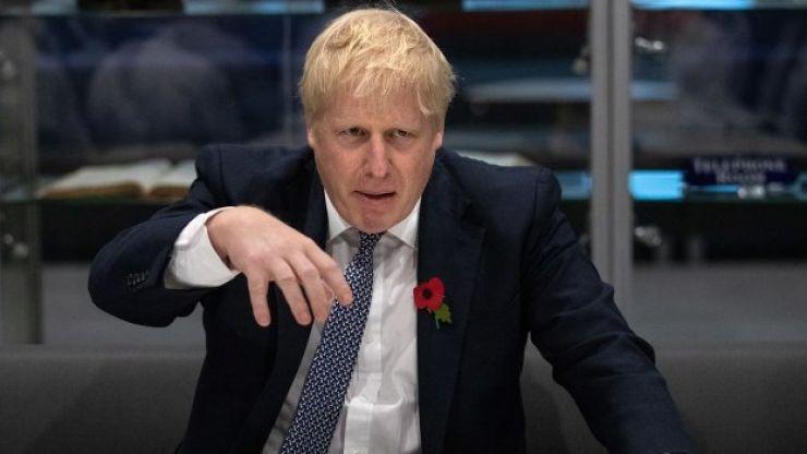 "Boris Johnson expresses ""deep regret"" over latest Brexit failure"