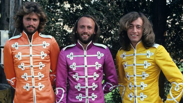 Steven Spielberg to help bring Bee Gees movie to the big screen