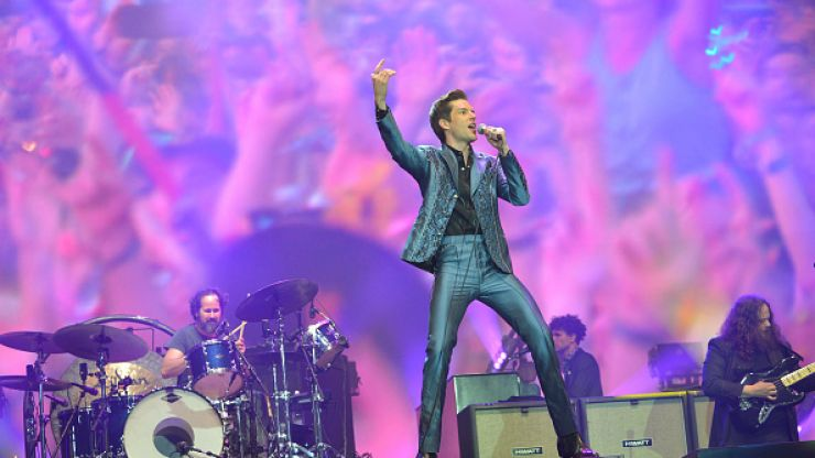 The Killers are playing a huge concert in Malahide Castle next summer