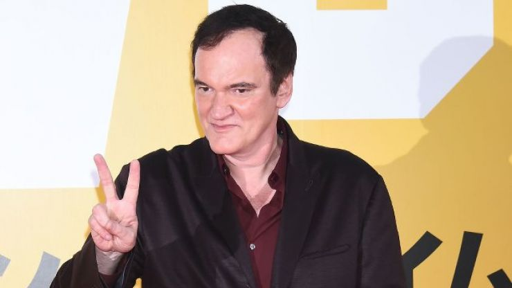 Quentin Tarantino has a rake of projects before he makes that final movie