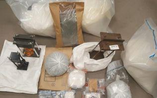 Five arrested after €400,000 drugs seizure in Dublin