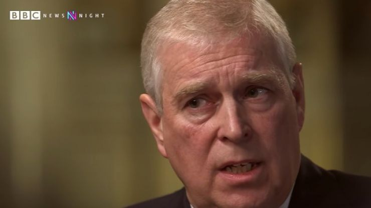 """Prince Andrew """"stands by"""" his excruciating Newsnight interview"""