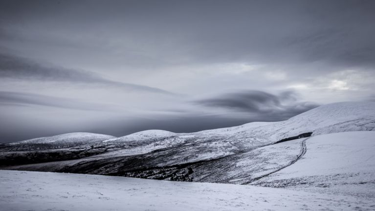 """Met Éireann forecasts """"possibility of snow"""" on Wicklow Mountains ahead of another cold week"""