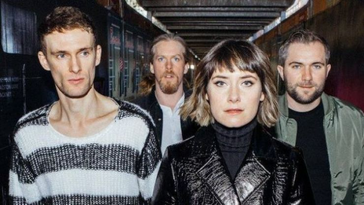 Walking On Cars announced as headliners for New Year's Eve gig in Dublin