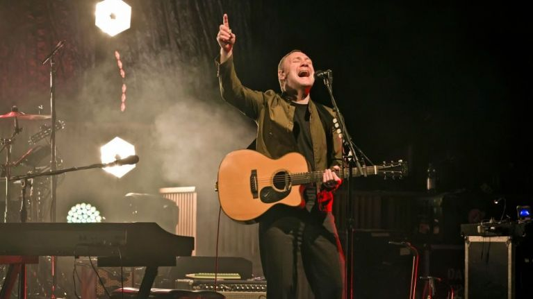 David Gray announces open-air Cork gig as part of White Ladder 20th anniversary tour