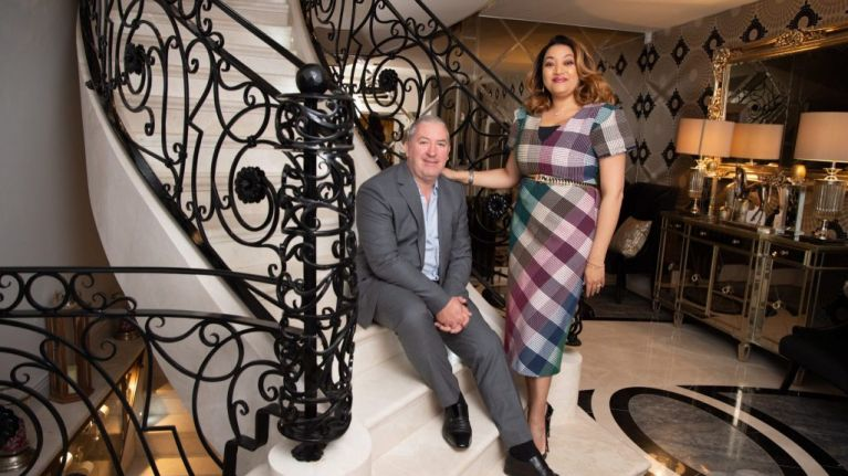 "Irish company ""started at a kitchen table"" sold for €326million"