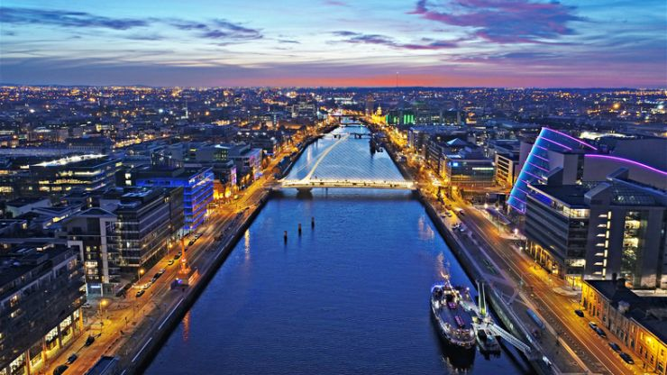 "Fáilte Ireland CEO says Dublin is in ""desperate need"" of more hotels"