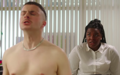Viewers loved the return of The Young Offenders, with one gag leaving people in stitches