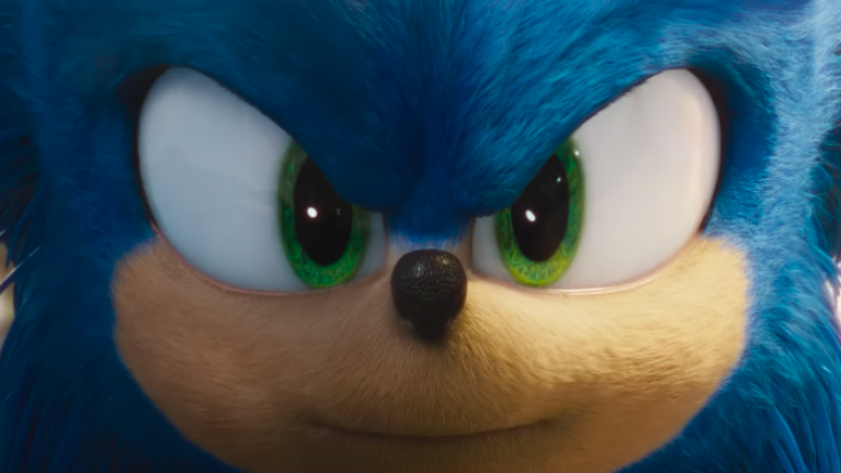 After massive backlash to the first design, here's the new Sonic The Hedgehog trailer and look