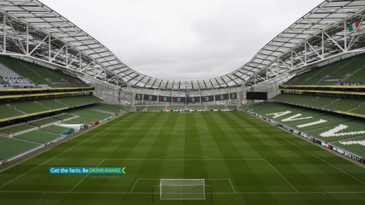 COMPETITION: Win four tickets to Republic of Ireland v Denmark