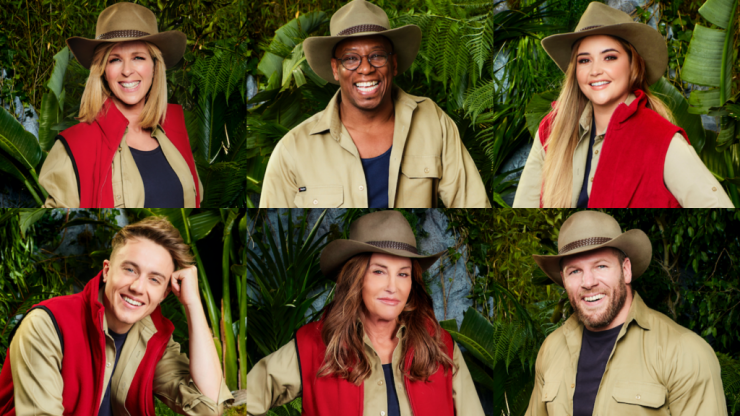 Predicting the winner of I'm A Celeb 2019 based solely on the promo photos
