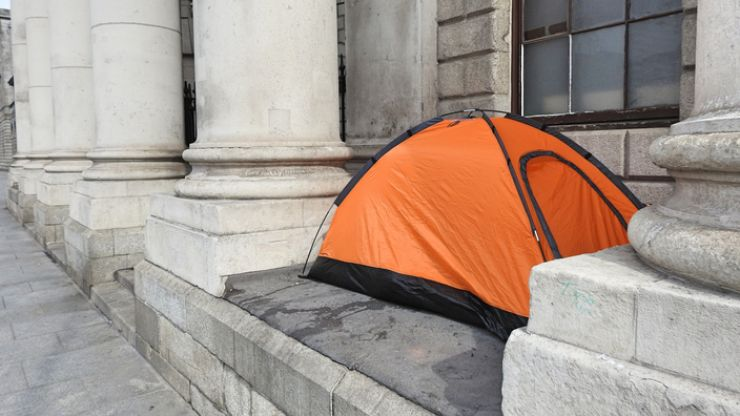 Powerful RTÉ Investigates documentary sheds light on homelessness situation in Dublin