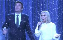 WATCH: Kristen Bell and Jimmy Fallon take us on a musical history of Disney songs