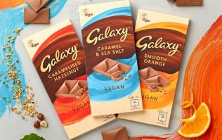 A range of vegan Galaxy bars are coming to shops in Ireland