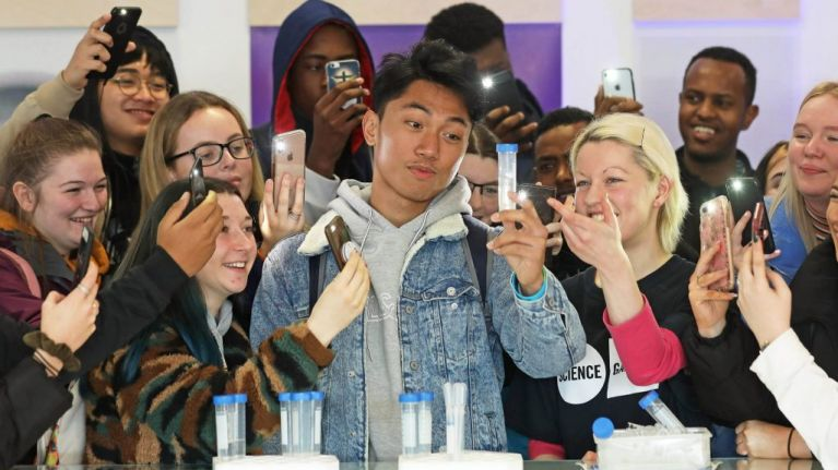 We Are All Scientists Exhibition goes live for Science Week 2019