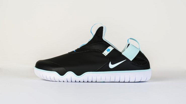 Nike has created a pair of shoes specifically for nurses, doctors and other health workers