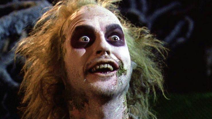 It sounds like Michael Keaton is still 100% on board for Beetlejuice 2