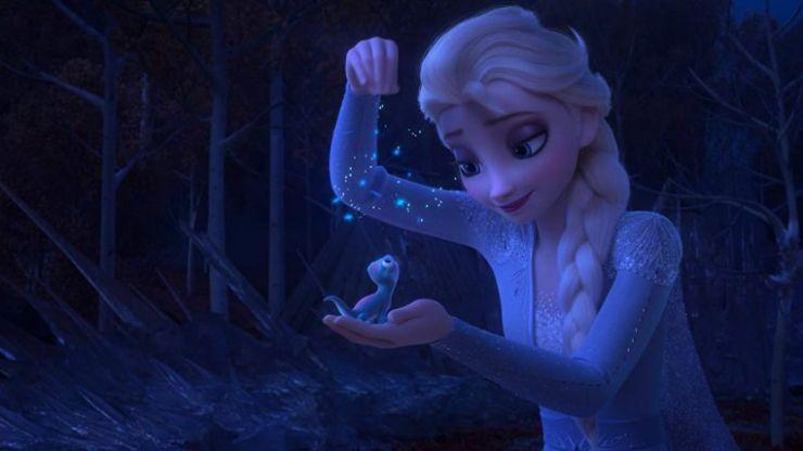 Frozen II has broken box office records this weekend