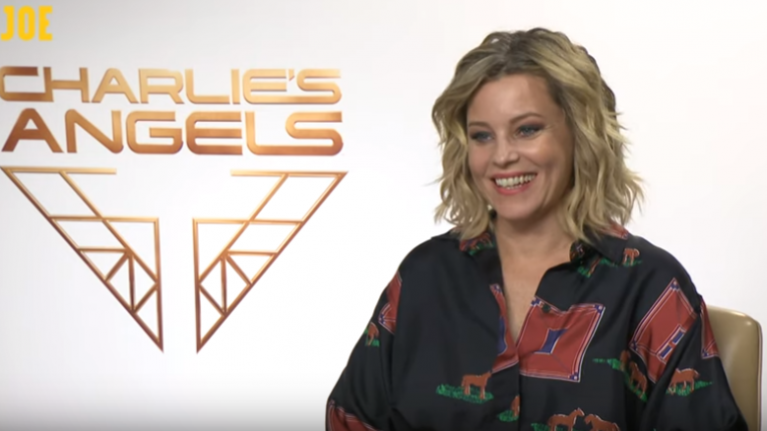 Elizabeth Banks reveals the action movies that influenced the set-pieces in the new Charlie's Angels