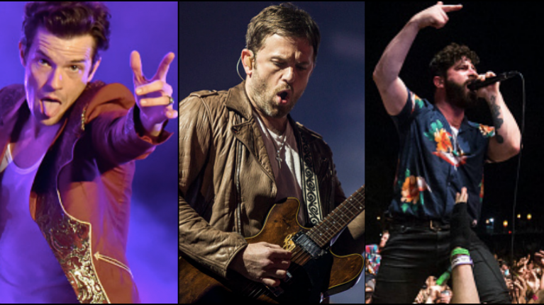 The Killers, Kings of Leon, Alt-J, Foals, and more to play four-day festival that costs €160