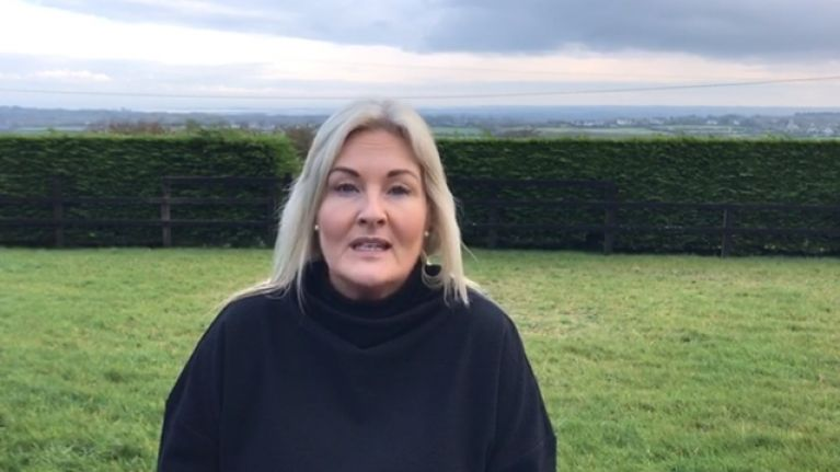 Verona Murphy hits out at 'character assassination' by the media in 'Eye of the Tiger' campaign video