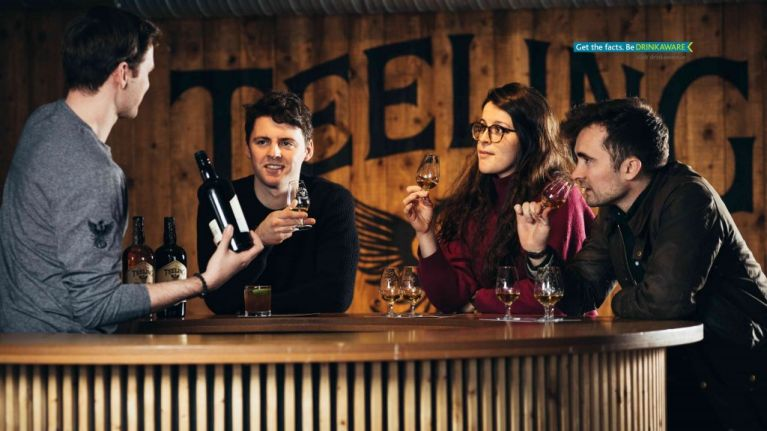 COMPETITION: Win a VIP Teeling Whiskey Distillery tour for you and a friend