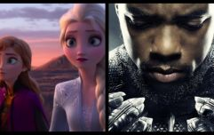 The Big Reviewski Ep 45 with Frozen II reviewed and chats with Chadwick Boseman