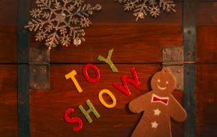 Remain calm, but the trailer for The Late Late Toy Show is here