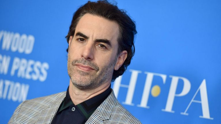 Sacha Baron Cohen says Hitler would have been allowed to buy anti-semitic ads on Facebook
