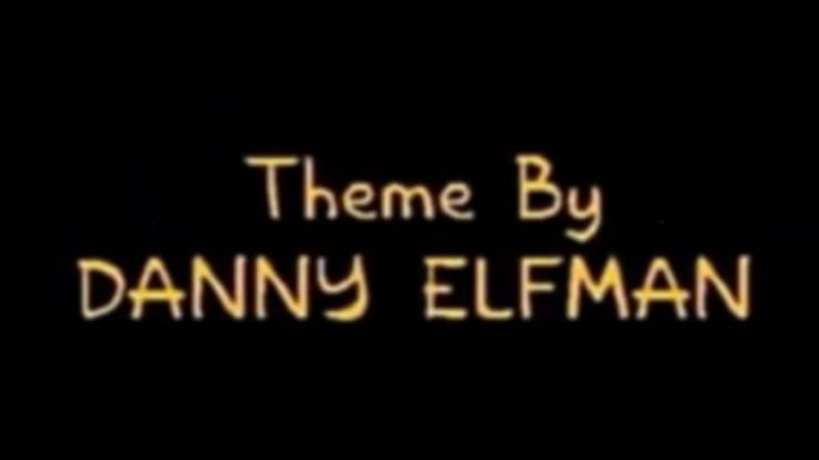 """EXCLUSIVE: """"From what I've heard, it is coming to an end"""" - Danny Elfman on The Simpsons"""