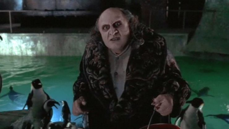 Danny DeVito weighs in on Colin Farrell being cast as The Penguin