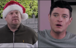 Smithy and Gavin are reunited in the brand new trailer for the Gavin and Stacey Christmas Special