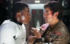 Bad news for anyone who was hoping for a Finn & Poe relationship in Star Wars