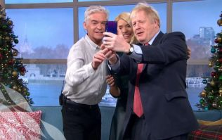 Phillip Schofield responds to backlash over Boris Johnson selfie