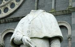 Gardaí renew appeal for missing head of statue at church in Tipperary