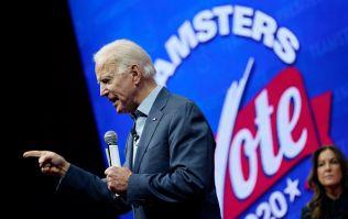 "Joe Biden tells audience: ""I may be Irish but I'm not stupid"""