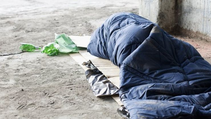 """""""Absolutely appalling"""" - Brother Kevin Crowley hits out at government on homeless crisis"""