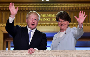 "Arlene Foster: Boris Johnson ""broke his word"" over Brexit and a border in the Irish Sea"
