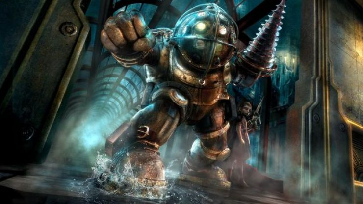 There is a new BioShock game on the way