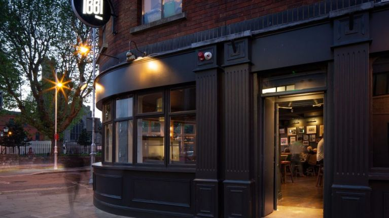 Bar 1661 named best cocktail bar in Ireland